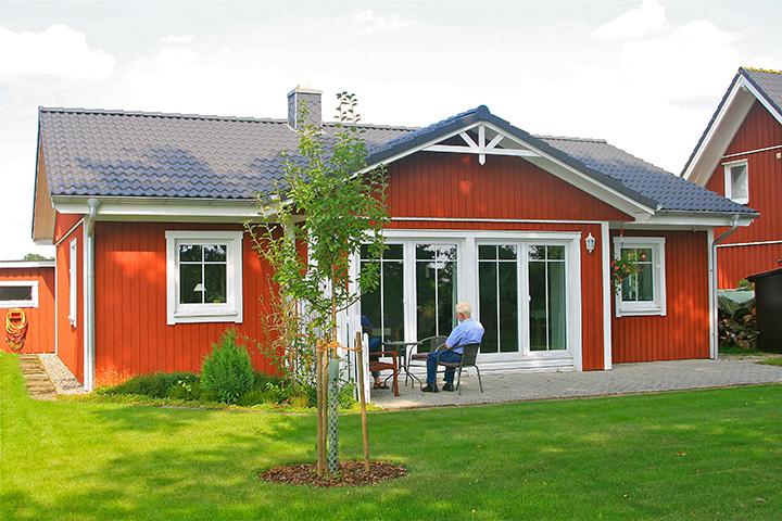 bohus | Holz-Bungalow | wohnen ohne barrieren | ökologisch bauen ...