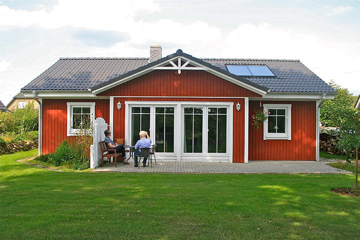 bohus   Holz-Bungalow   wohnen ohne barrieren   ökologisch bauen ...